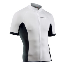 Northwave Force Bike Jersey Shortsleeve Men white